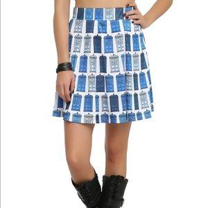 Doctor Who Her Universe Tardis w/ elastic waist